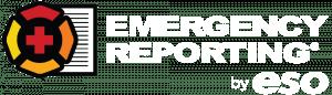 ER logo white
